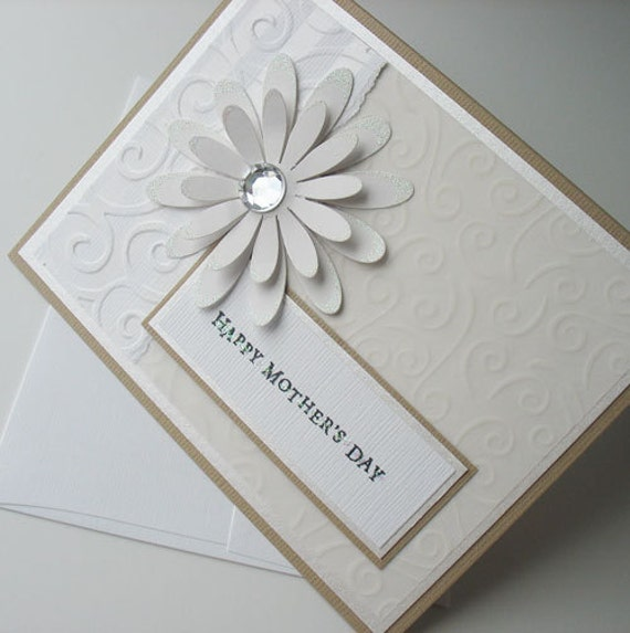 Mother S Day Greeting Card Handmade   mothers day greeting