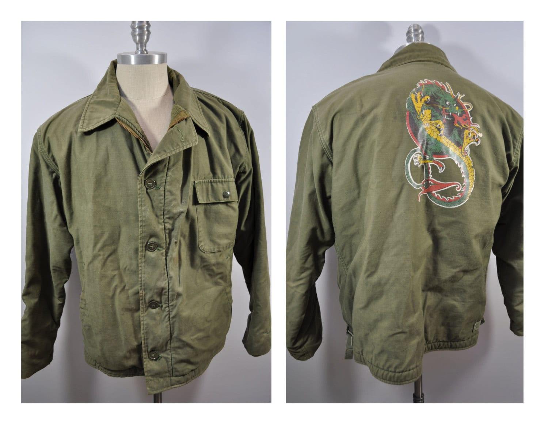 Military Vintage Jacket 62