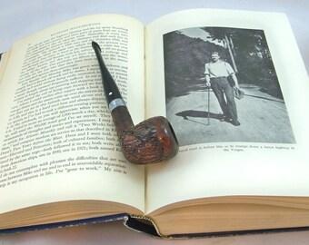 Vintage Dr. Grabow Silver Duke Straight Shaft Estate Pipe