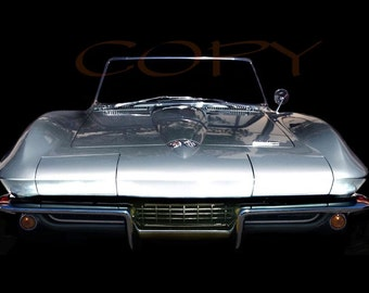 1966 Corvette Sting Ray photo