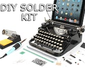 USB Typewriter Conversion Kit -- DIY Soldering Version