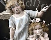 The Little Angels-Digital Image Download