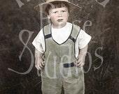 Henry-Little Farm Boy-Digital Image Download