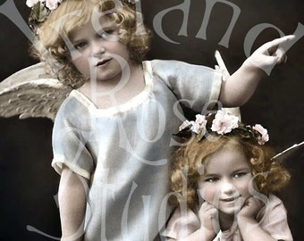 The Little Angels-Digital Image Download