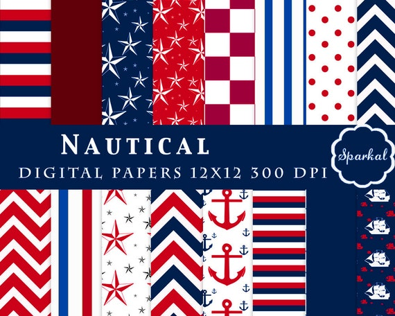 Nautical Themed Background
