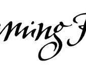 For Jennie: Hand-set Letterpress Baby/Birth Announcements w/ Envelopes