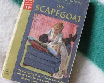 Daphne du Maurier's The Scapegoat Pocket Book