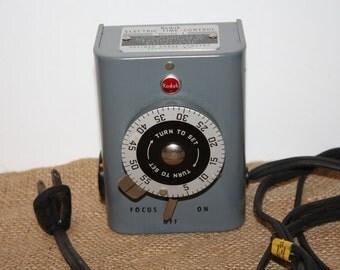 Kodak Electric Time Control Model 1 Darkroom Timer