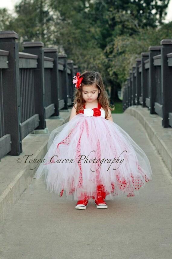 Peageant wear flower girl tutu dress 2 toddler to 4 toddler on etsy