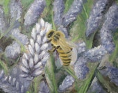 The Bee - Original Oil Painting