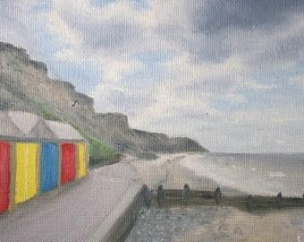 Original Oil Painting - Cromer Shore