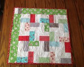 Red Riding Hood mini/doll quilt