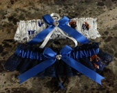 University of Kentucky Wildcats Lace Wedding Garter set any size, color or style