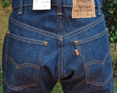 Jeans Levis 80's 505 jeans size 27/32 High Waist Straight Legs