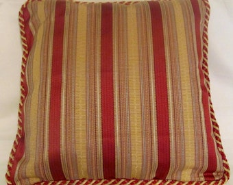 Popular Items For Red Yellow Pillow On Etsy