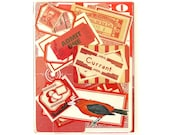 Red Paper Pack - Small