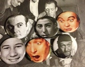 Bowery Boys Pin Limited edition set
