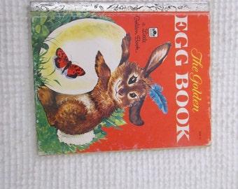 The Golden Egg Book from Little Golden Book Copyright 1962