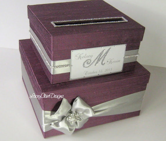 Bling Wedding Card Box Card Box Wedding Card Box