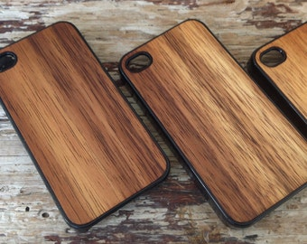 iPhone Case HAWAIIAN KOA Wood iPhone Case for iPhone 5 & 5s - iPhone Case