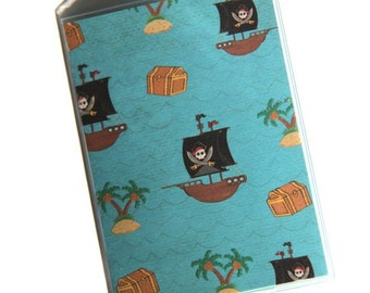 PASSPORT COVER - Pirate's Booty