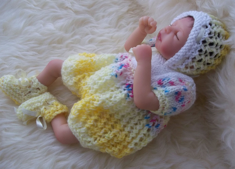 Emmy Doll Knitting Pattern : Ruthie Reborn Dolls Digital Download PDF Knitting Pattern