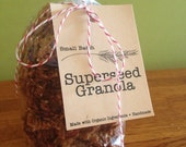 Organic Artisan Superseed Granola