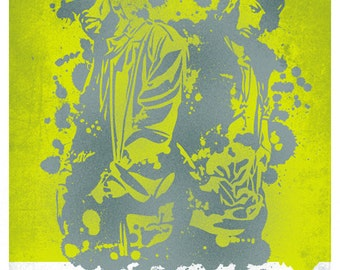 Method Man and Redman poster Mohawk Austin Texas