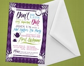 Invitations - Wonderland - DIY Printable