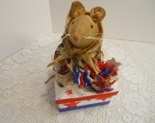 Americana Mouse Primitive Millie