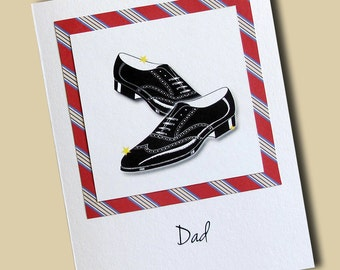 Items Similar To Happy Father S Day Greeting Card Swiss