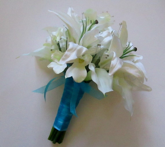 Casablanca Brides Bouquet 47