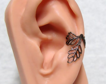 Filigree Ear Cuff ' left ear '