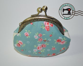 3-Pieces Frame Purse PDF sewing Pattern