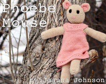 Pattern PDF- Phoebe Mouse