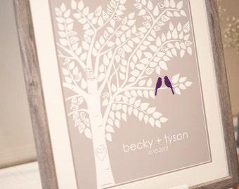 Wedding Guest Book, Guest Book Alternative, Wedding Guestbook, Guest Book Sign, Guest Book, Unique Signature Keepsake Guestbook Poster