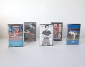5 Cassettes 80s Classics