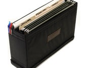 NEW Briefcase File Organizer and Insert - Handmade in the U.S.A.