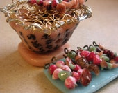 Miniature Doll House Food....Japanese grill BBQ skewers....