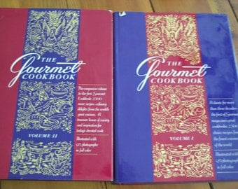 The Gourmet Cookbook Revised - Vol. I and II
