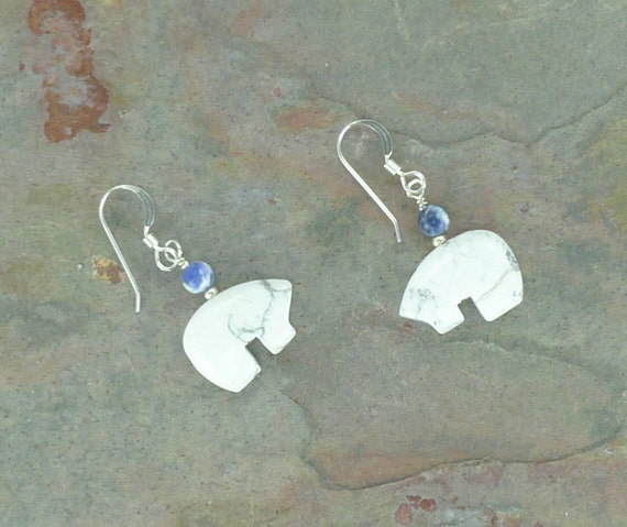 كنت اختي bear earring fetish zuni marrant