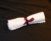 For Angel Heart Treasures Customers ONLY--Polishing/Cleaning Cloth to keep your jewelry looking brand new