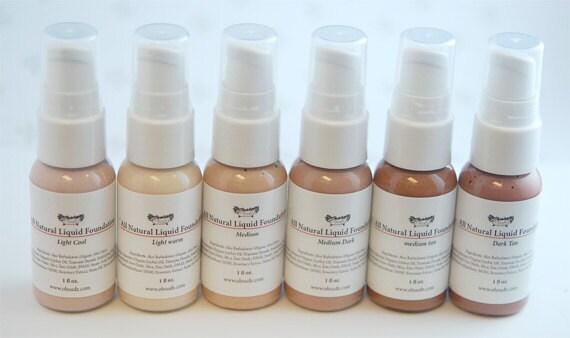 Best Natural Liquid Foundation Makeup - Mugeek Vidalondon