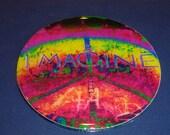 Imagine Peace CD Wall/ Magnet Art