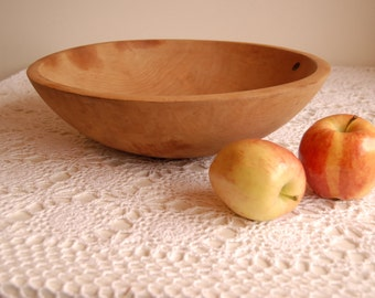 Large Wood Bowl