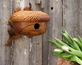 Acorn Birdhouse - Outdoor and Garden - Birds and Bees - Naturalist