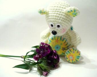 Crochet Pattern, Amigurumi Teddy Bear Pattern - Crochet Teddy Bear Pdf Tutorial,  Crochet Tutorial, Patterns, PDF, Instant Download