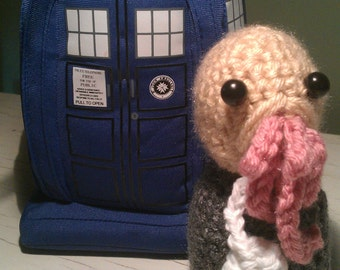 Amigurumi Ood Dude: Doctor Who