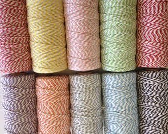 Baker's Twine - 15 Yards - Choose Your Color