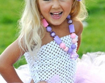 Sweet Pea Tutu Set Great for Birthdays, Photography Prop, and Dance